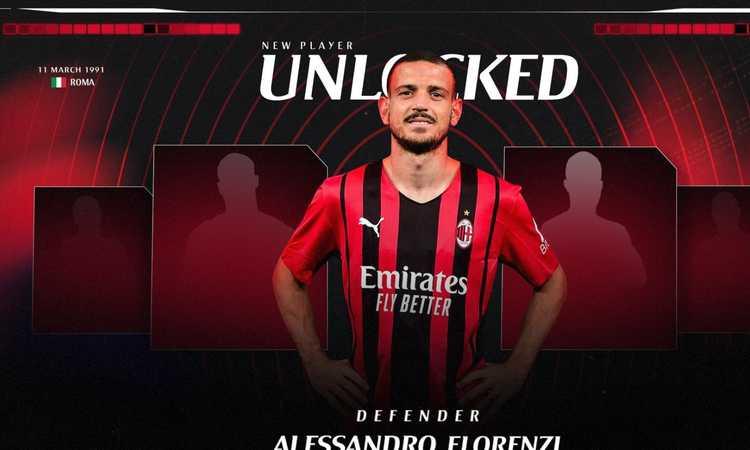 Milan, ora è anche UFFICIALE: ecco Florenzi