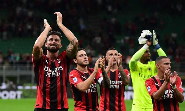 Milan, Giroud promette: 'Sfido Ibra e faccio 15 gol. Sullo scudetto...'
