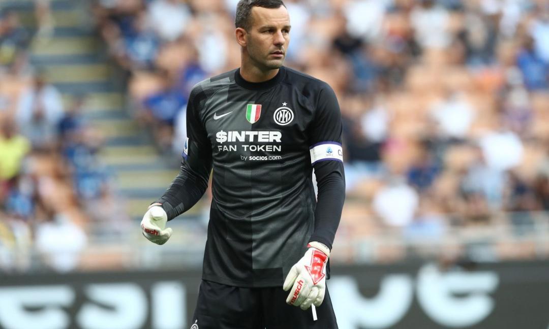 L'Inter non ha saputo difendere il capitano Handanovic