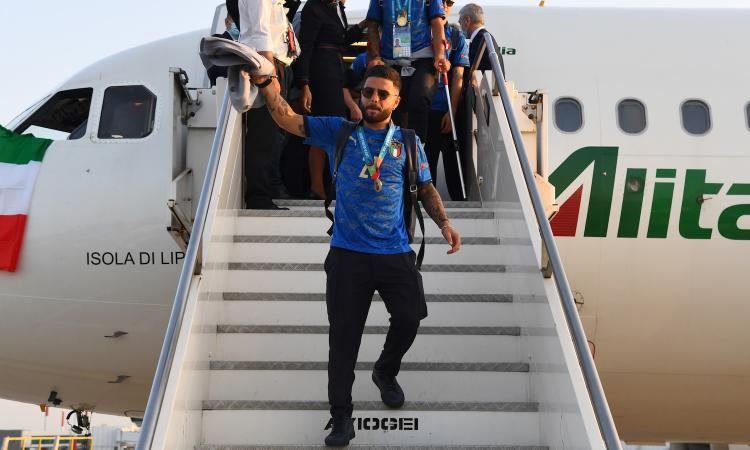 Napoli, riecco Insigne: la verità sul Milan e l'idea rinnovo alla Messi
