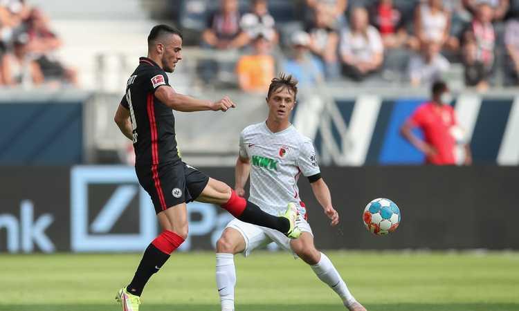 Lazio, Tare: 'Sorpreso dall'Eintracht, non vuole più trattare Kostic. Dicono che non è in vendita ma...'