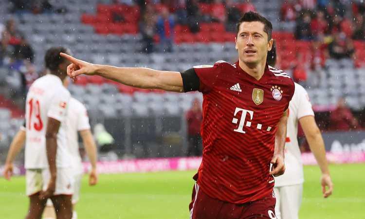 Bayern Monaco, frenata per il rinnovo di Lewandowski