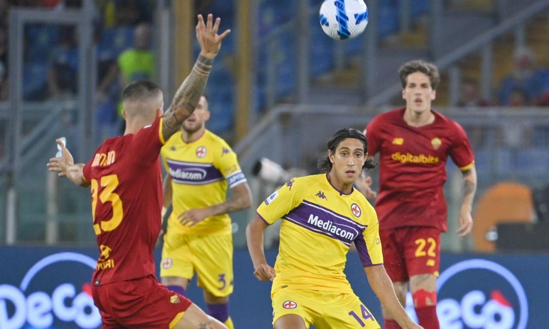 Una bella Fiorentina... anche se sconfitta: le pagelle
