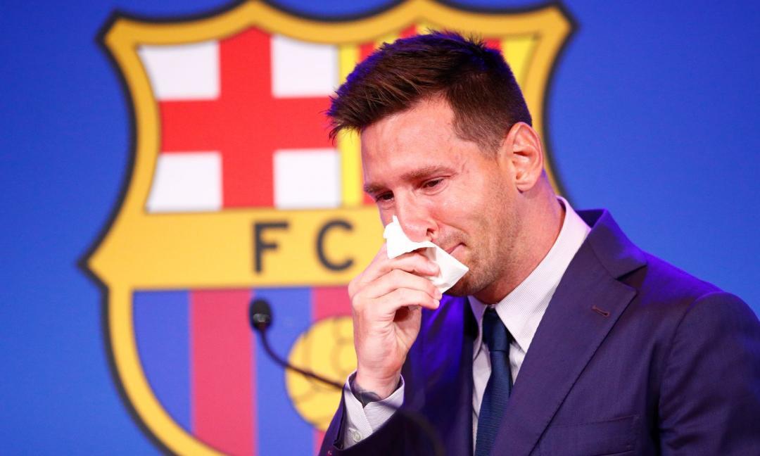Tutto vero: dopo 21 anni e 35 titoli, Messi lascia il Barça!