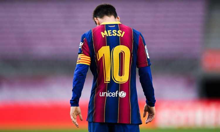 Messi svincolato: futuro al Psg o al Manchester City, è sfida tra sceicchi