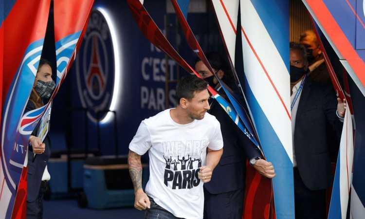 Bruges-PSG, le formazioni ufficiali: fuori Donnarumma, c'è il tridente Messi-Mbappé-Neymar