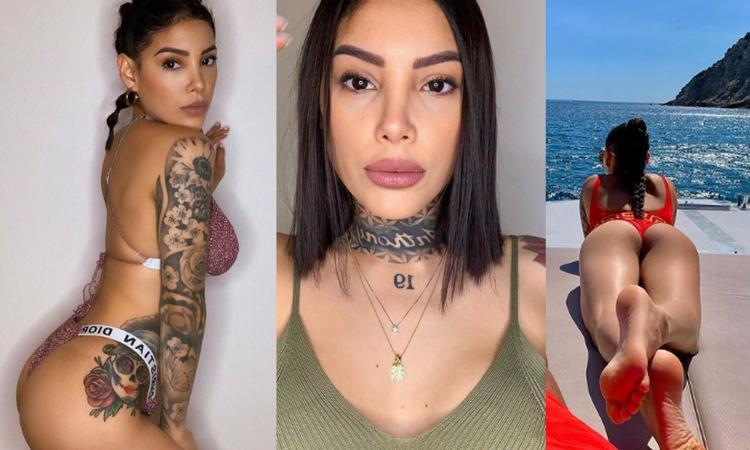 Nicole Daza, la compagna di Marcell Jacobs tra tattoo e FOTO sexy: 'Sei il nostro numero 1!'