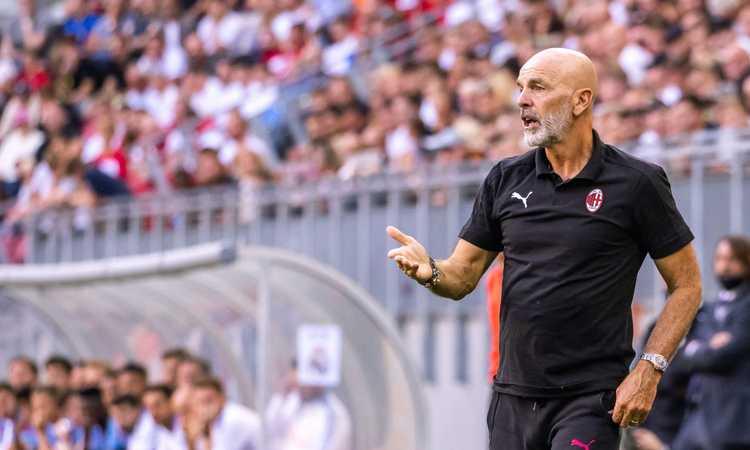 Milan, Pioli: 'Ibra doveva partire dal 1', torna presto. Al suo posto Rebic o Giroud, che non ha i 90'. C'è Tonali'