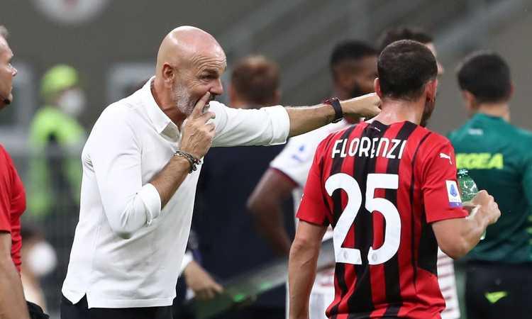 Milan-Lazio, le formazioni ufficiali: Florenzi sulla trequarti, la scelta su Ibra