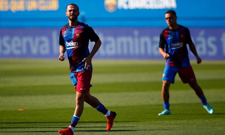 Pjanic ha scelto, vuole solo la Juve: possibile svolta domenica