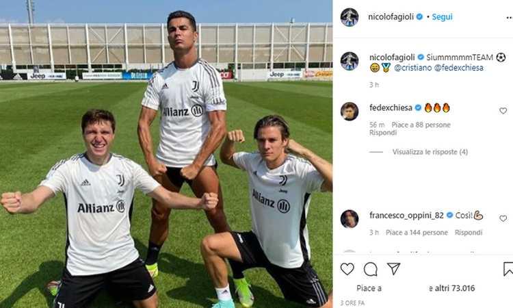 Juve, Ronaldo è tornato ad allenarsi: cresce l'attesa per l'Udinese, ma le voci sul futuro non si spengono