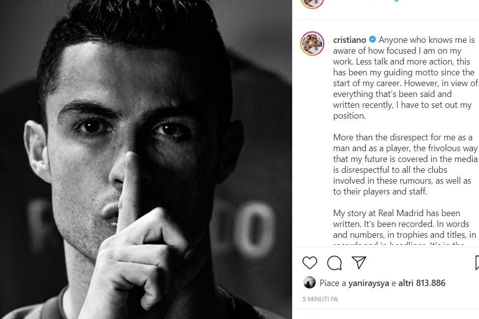 Caos Juve o Caso Ronaldo? Questo è il dilemma!