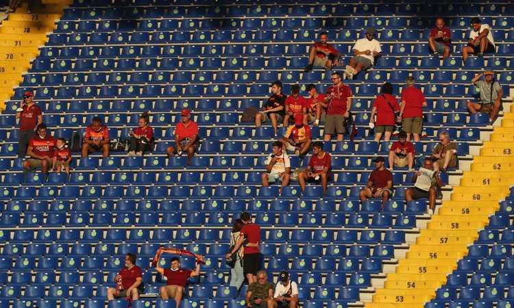 Stadi aperti, la risposta dei tifosi: venduto il 51% dei biglietti disponibili, ma il Green pass frena alcuni ultras