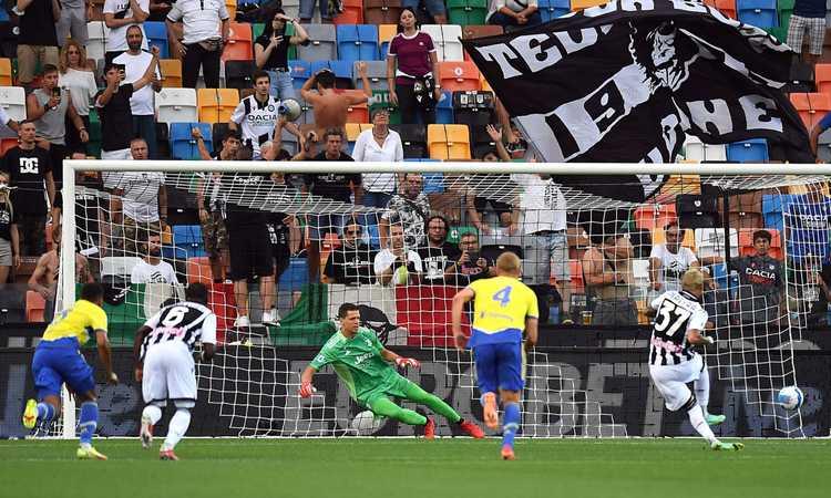 Udinese-Juve e Bologna-Salernitana, rivivi la MOVIOLA: 3 rossi a Bologna. Rigore netto di Szczesny su Arslan. Ronaldo gol annullato col var