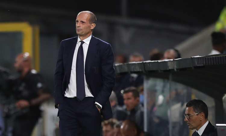 Juve, Allegri: 'Il Milan ci ha tenuto vivi, preferisco essere criticato ma vincere. Rabiot out, vediamo per Dybala'