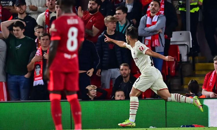 Milan come Rocky a Liverpool VIDEO