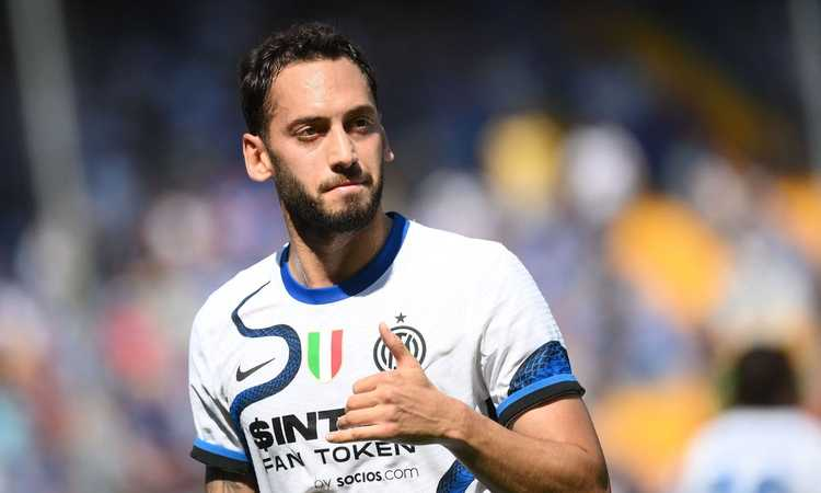 Inter, Calhanoglu al secondo debutto in Champions: l'Europa League col Milan è il passato, ora vuole fare la differenza