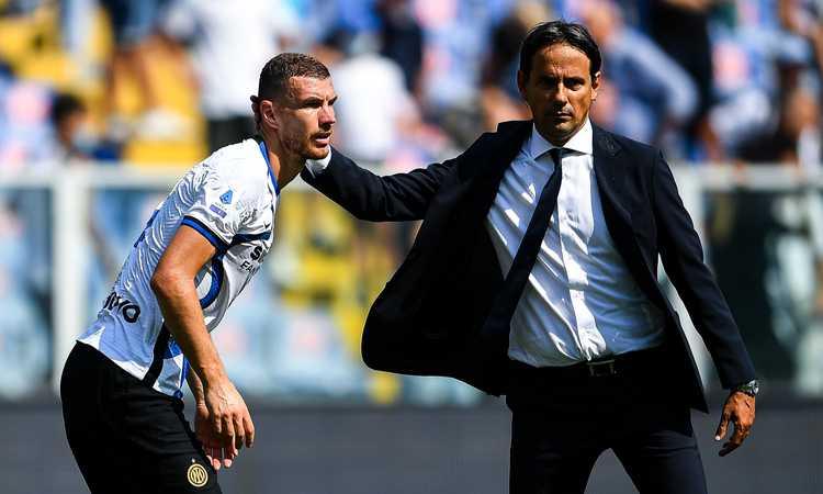 Inter, la certezza di Inzaghi: c'è un uomo a cui non vuole rinunciare
