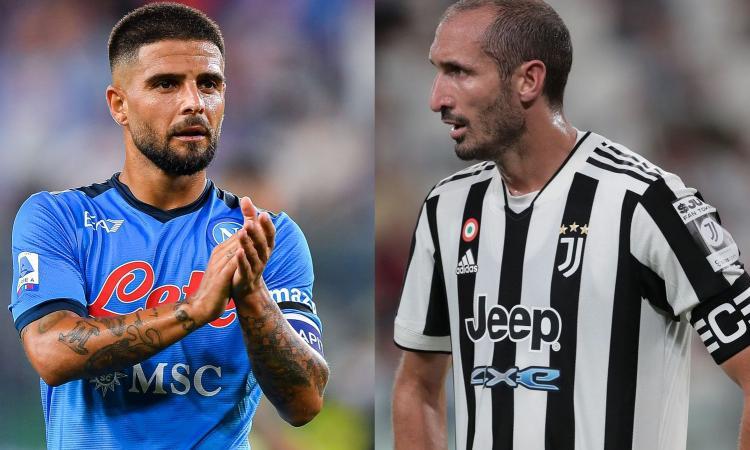 Serie A: le probabili formazioni di Napoli-Juve e Atalanta-Fiorentina, dove vederle in tv