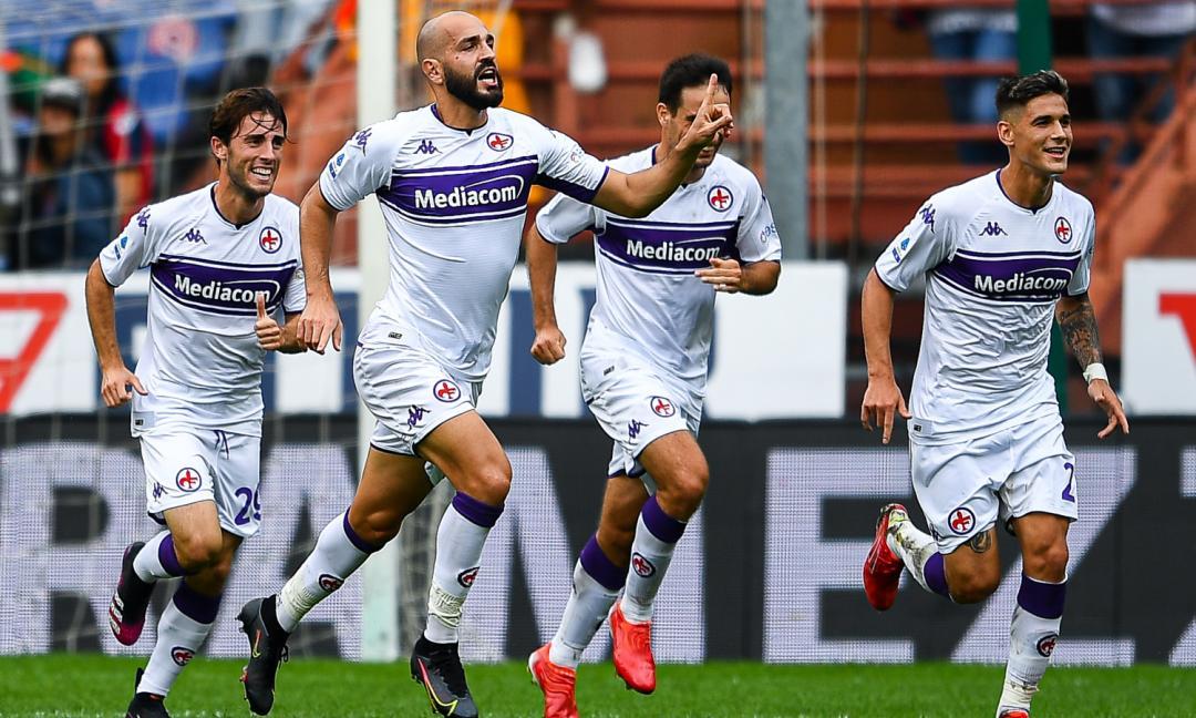 Ma come gioca bene questa Fiorentina? GRANDE Viola!Le pagelle