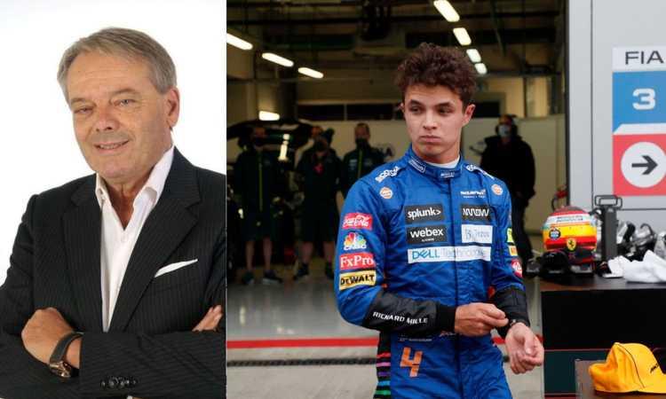 Turrini a CM: 'Hamilton fa 100, ma vince anche Verstappen. Norris ricorda la follia di Gilles. Su Ferrari e Juve...'