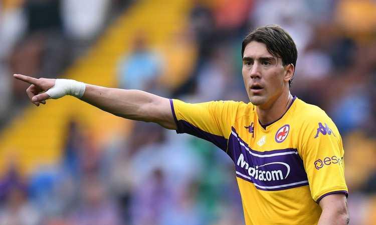 Serie A: Vlahovic implacabile, la Fiorentina sbanca Udine. Vola l'Empoli, vince il Sassuolo