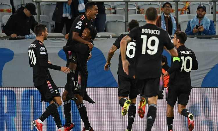 Juvemania: in Champions si inizia meglio di Ronaldo. Finalmente la porta inviolata!