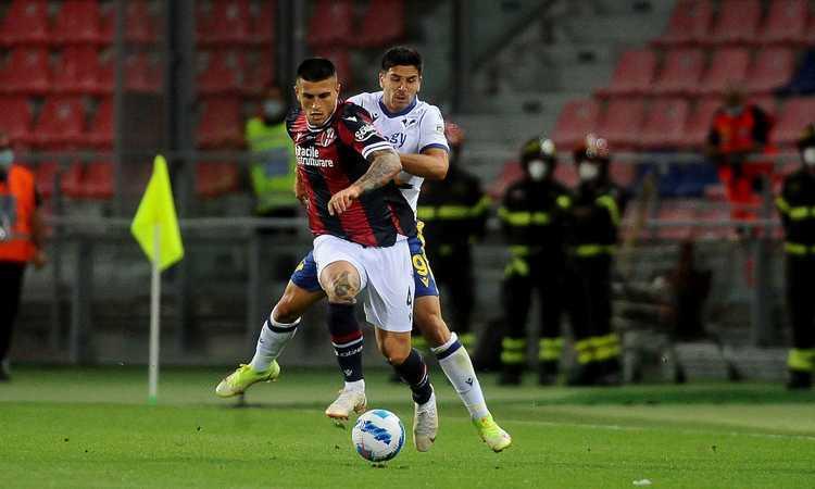 Bologna-Verona 1-0: il tabellino