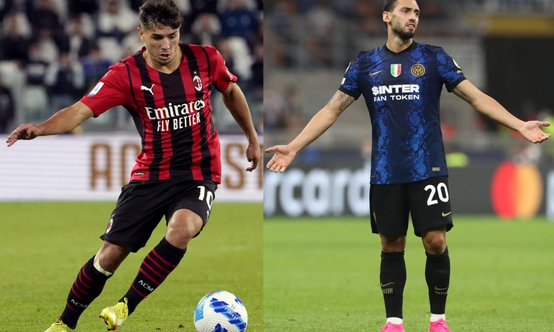 Milan-Inter, il derby dei trequartisti: chi è il migliore?