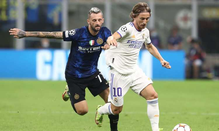 Inter-Real Madrid 0-1: il tabellino