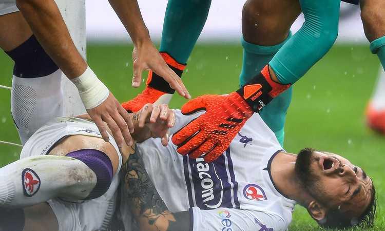 Fiorentina, la compagna di Castrovilli: 'Vergogna, non sapete cos'ha e parlate. Le emorragie interne sono lunghe...'
