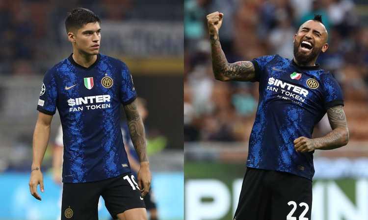 Inter, le ultime su Correa e Vidal in vista della Fiorentina