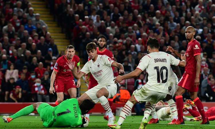 Il Milan può ribaltare tutti i pronostici. Il ko a Liverpool fa male, ma non malissimo: gli ottavi sono alla portata