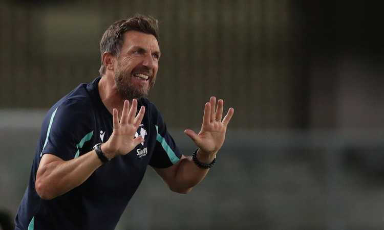 Hellas Verona, UFFICIALE: Di Francesco sollevato dall'incarico