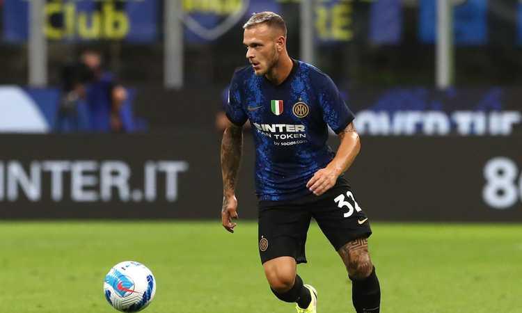 Inter, Bastoni ko: Dimarco in pole per sostituirlo, due le alternative