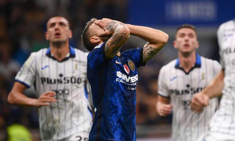 Spettacolo e un finale thriller: Inter-Atalanta finisce 2-2