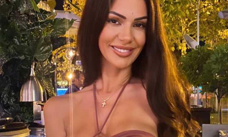 Erjona, l'ex di Dzemaili è di nuovo tornata single FOTO