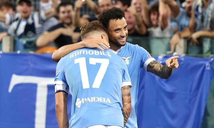 Zaniolo è straripante, ma Lazio-Roma la decidono Pedro, Anderson e...Immobile