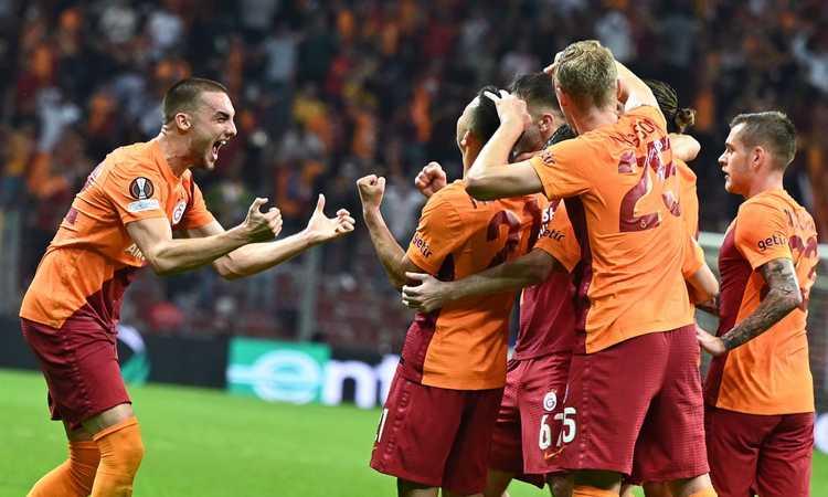 Strakosha condanna la Lazio, fa festa il Galatasaray: per Sarri secondo ko di fila