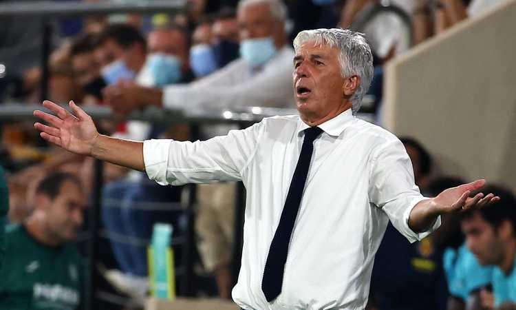Atalanta, Gasperini: 'In Italia tanti episodi sempre nella stessa direzione. Europa? Altro pubblico, più sportivo'