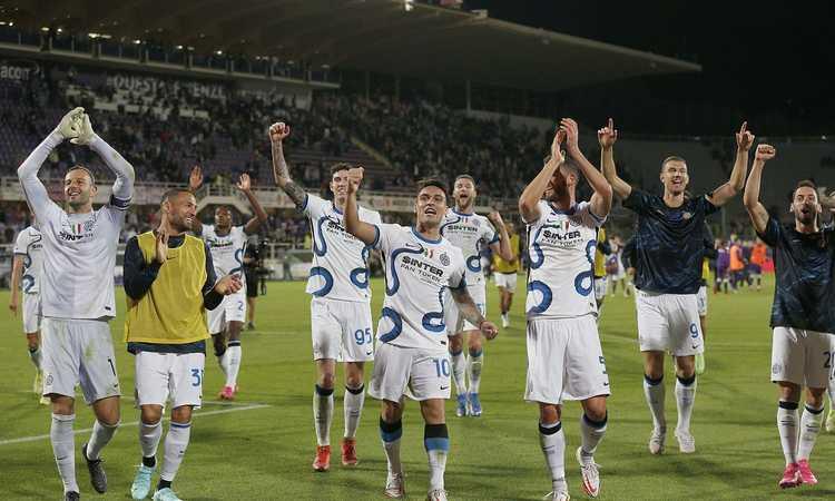 L'Inter di Inzaghi viaggia a suon di record e fa meglio di quella di Conte: tutti i numeri