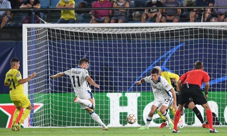 Villarreal-Atalanta 2-2: il tabellino