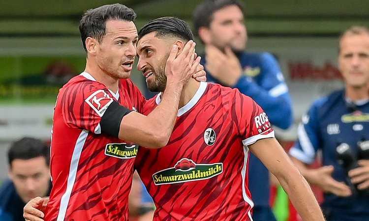 Bundesliga: Bochum-Stoccarda finisce 0-0, c'è la firma di Grifo nella vittoria del Friburgo sull'Augsburg