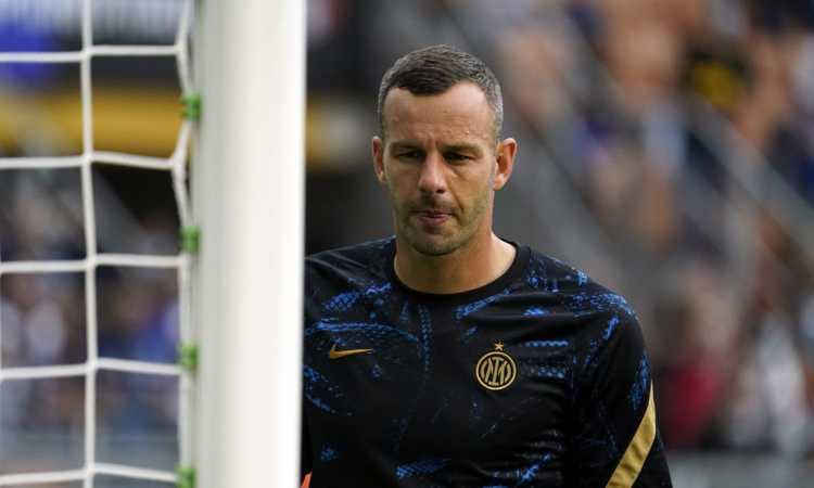 La Nord si schiera con Handanovic: 'Samir, siamo con te'. Ma l'Inter pensa a un futuro senza di lui FOTO