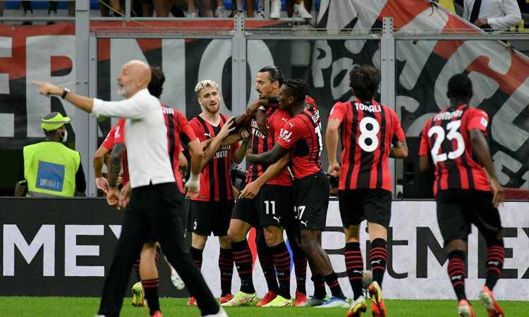 Dominio Milan, Lazio ridimensionata: in Champions a testa alta, poi il colpo di grazia alla Juve