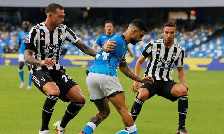 Napoli, il report dell'allenamento: Insigne, Mario Rui e Lobotka non recuperano