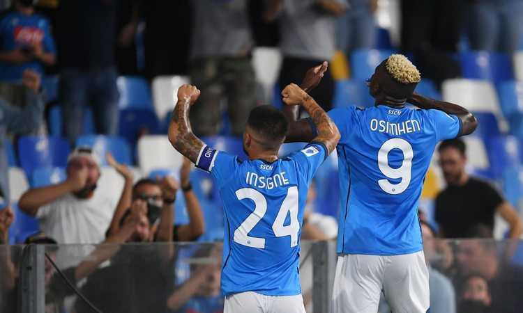 Il Napoli non si ferma più, 2-0 anche al Cagliari. Spalletti fa 6 su 6 e torna in vetta alla classifica da solo