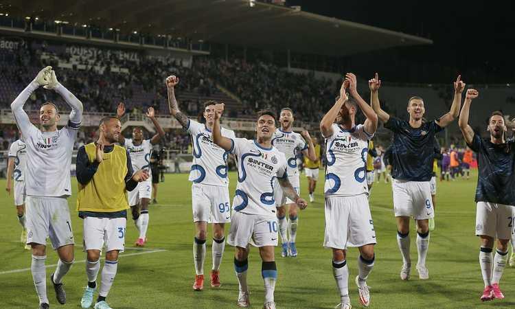Inter, vittoria da grande squadra e Inzaghi da record: il secondo scudetto è concreto. Fiorentina troppo ambiziosa
