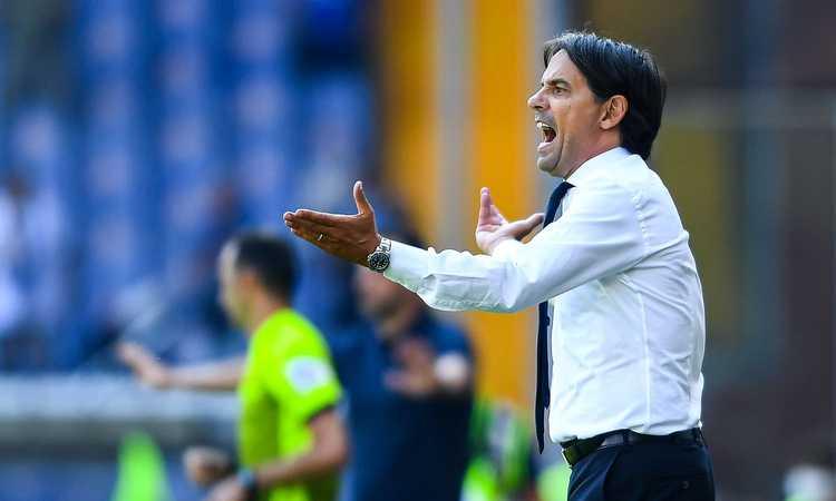 Inzaghi: 'Con la Fiorentina vittoria da grande. Ho trovato un'Inter ben allenata, voglio evolverla con le idee'