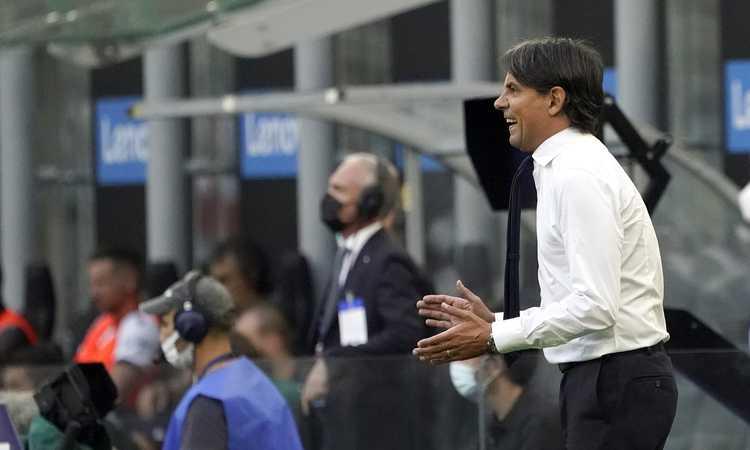 L'Inter di Inzaghi dimentica la LuLa e Conte: 9 giocatori in gol, è cambiato lo spartito